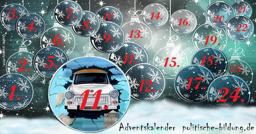 Musikalischer Adventskalender - Song 11