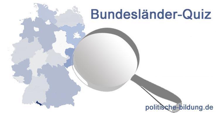 Deutschland Quiz Politik Gewinnspiel Online Bundeslander Quiz