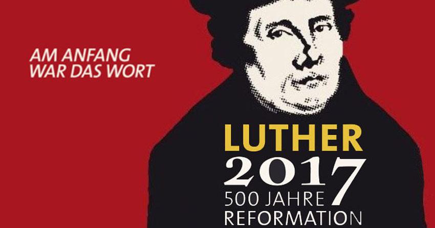 500 Jahre Reformation 31 Oktober 1517 Martin Luther