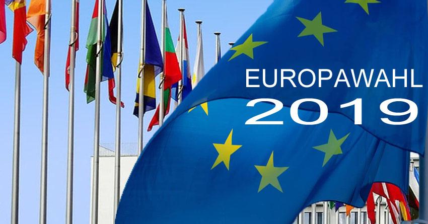 europawahl 2019 wer steht zur wahl